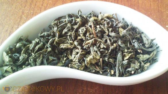 Herbata Che Thai Nguyen, opinie: suche liście