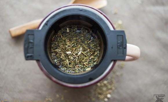 Dziurawiec. Herbata z dziurawca