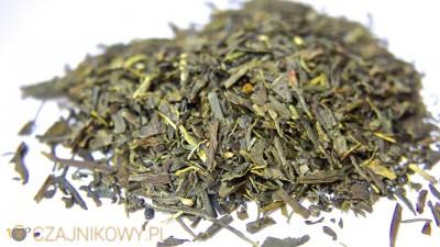 Herbata zielona Tokujosencha Isecha