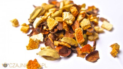 Herbata Masala Chai Czekoladowa, Yogi Tea do przygotowania Masala Chai