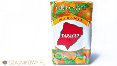Yerba mate Taragui Pomarańczowa