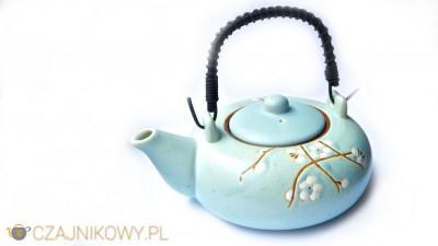 Czajnik do herbaty Floris 0,6l + 4 czarki