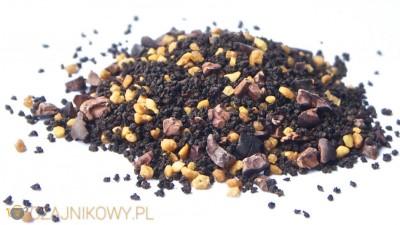 Herbata czarna Orzeszkowy Buziak
