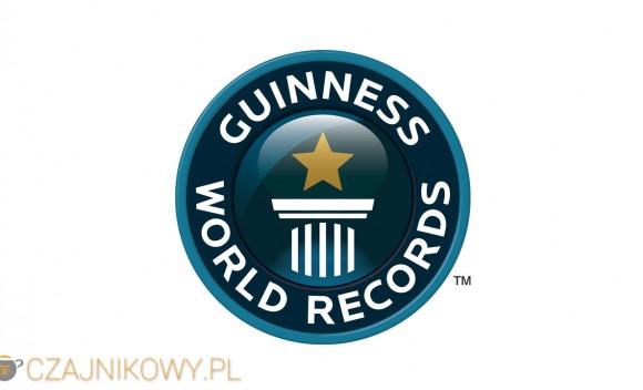 Herbaciane rekordy Guinnessa. Rekordy Guinnessa związane z herbatą