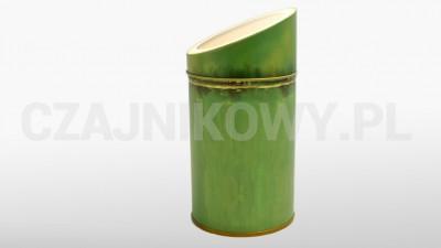 Puszka na herbatę Bambus z podwójnym zamknięciem 100g